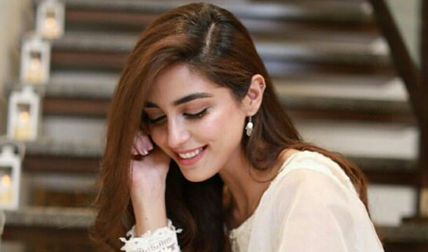 Maya Ali Hosted An Iftar Party and Managed To Carry Stunning Angel Looks!