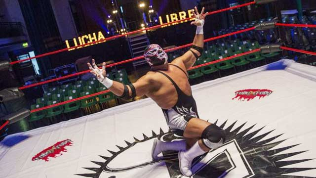 Mexican Wrestler Dies After Collapsing In Ring