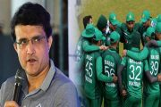 Ganguly Names 'Pakistan' as favourite to Win WC 2019