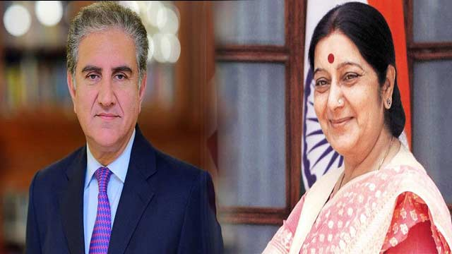 Will Sushma, Qurshi Meet Separately in Shanghai Conclave?