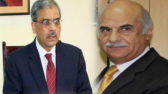 Top Bosses of SBP, FBR Removed From Their Posts