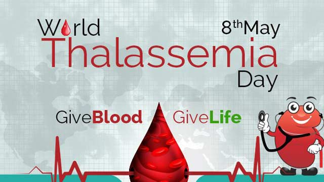 World 'Thalassemia' Day Being Observed Today
