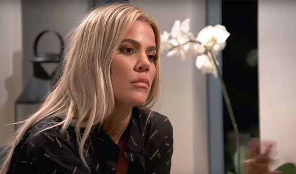 Khloe Kardashian Shuts her Hater Up For Needing a Nanny for her Child