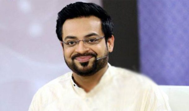 Aamir Liaquat Allegedly Fired From his Own TV show