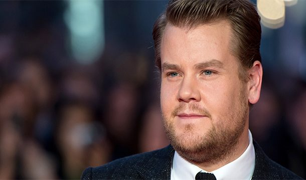 James Corden Hits Back at Troll Who Wished his Child Catches Cancer