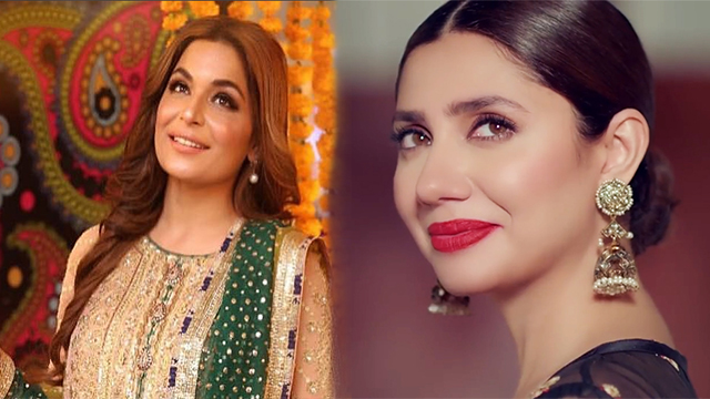 Check out How Mahira Khan Applauded Meera