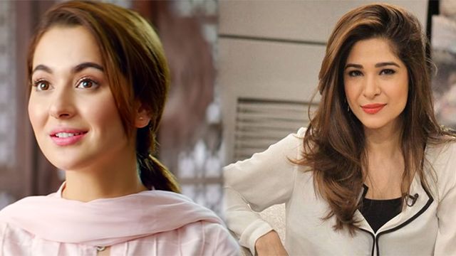 Hania Aamir and Ayesha Omar Are the New Vloggers in the Town