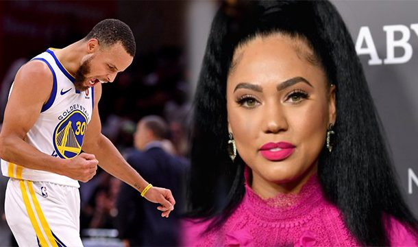 Ayesha Curry Feels a Little Jelly When it Comes to her Husband Being Hit On