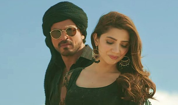Mahirah Khan Feels Nostalgic as She Shares a Selfie That She Took at Raees's Set