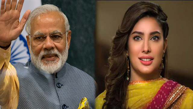 Mehwish Hayat Takes a Dig at Narendra Modi and we Agree with Her!