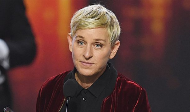 Ellen DeGeneres Says She was Sexually Abused by her Stepfather as a Teen