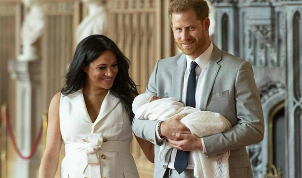The Name Of The Royal Baby of Sussex Has Finally Been Announced and Approved By The Queen Of England