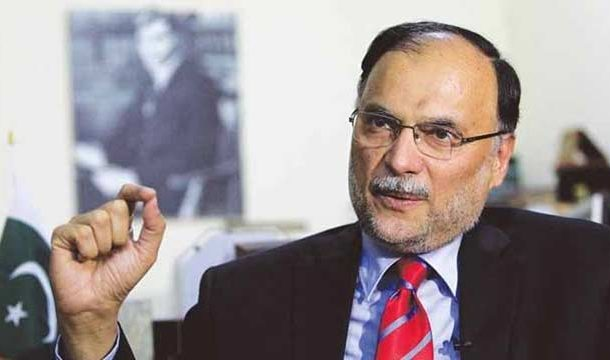 IIIP Aims to Promote Interfaith Harmony: Ahsan Iqbal