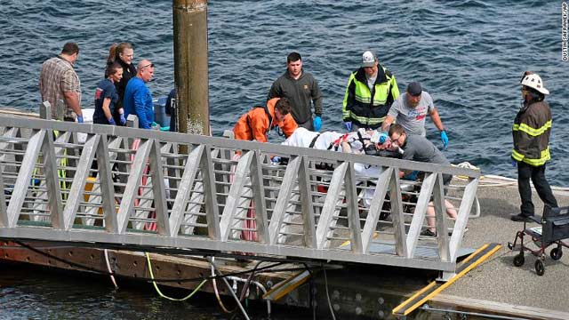 5 Dead After Two Float Planes Collide in Alaska