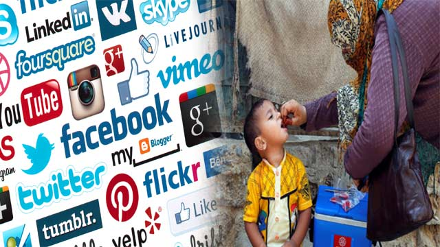 Social Media Begins Crackdown Against Anti-polio Content