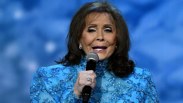 American Music Icon, Loretta Lynn Suffers With A Fractured Hip