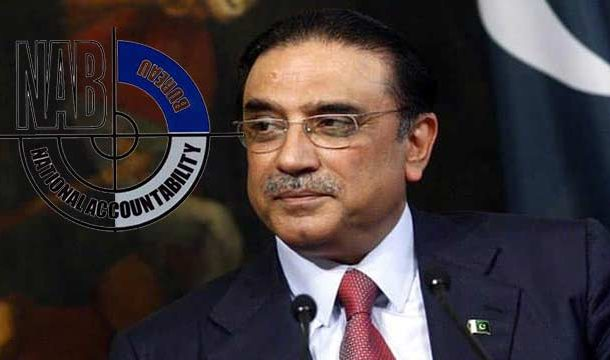 Fake Accounts: NAB Submits Investigation Details Against Zardari