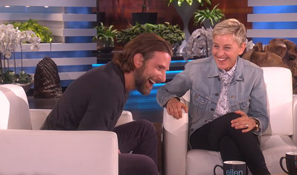 Bradley Cooper and Many Others Became A Laughing Stock At The Ellen DeGeneres' Show!