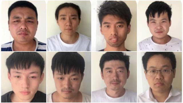 Faisalabad: Chinese Gang Involved in Girls Trafficking Arrested