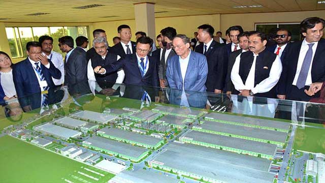 Chinese VP to Grace Several Ceremonies in Lahore, Today