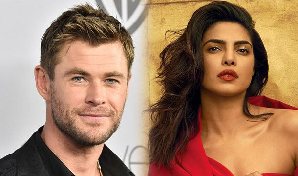 Chris Hemsworth Unveils his Desire to Collaborate with Priyanka Chopra