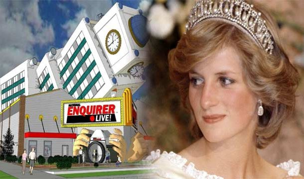 Diana's Tragic Car Crash to be Recreated in Theme Park