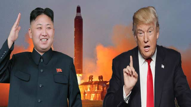 Trump Reacts on North Korea's Latest Missile Tests