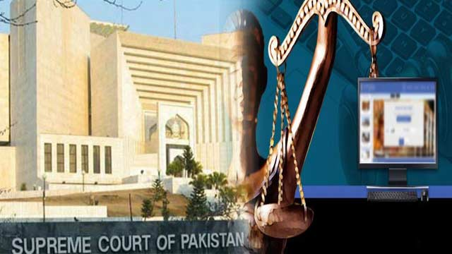 SC Starts Hearing Cases Through E-Court System