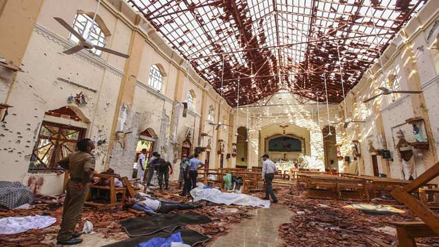 Easter Bombers Either Killed or Arrested: Police