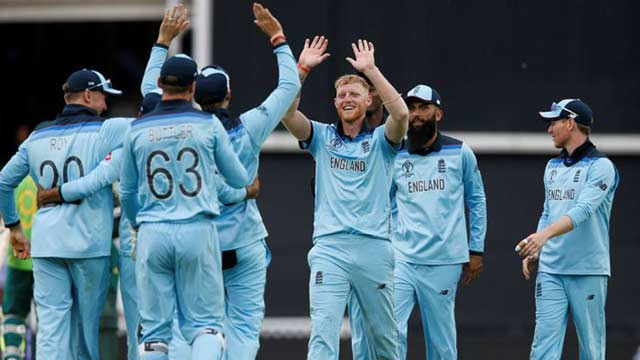 Stokes, Archer Lit Up The Oval, England Claims First WC Victory