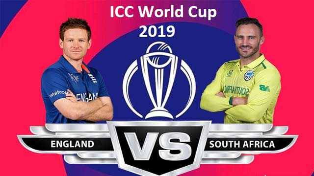 ENG vs. SA: Much-Awaited ICC World Cup's First Face Off