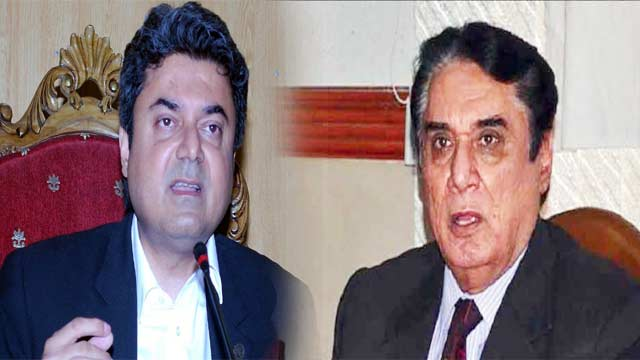 Law Minister Clarifies Govt's Stance on NAB Chairman Controversy