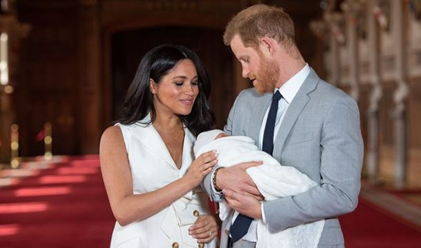 The Royal Baby of Sussex Has Its Birth Certificate Revealed To The Public