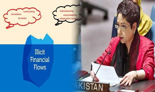 Pakistan Calls For Global Collaboration to Control Illicit Financial Flows