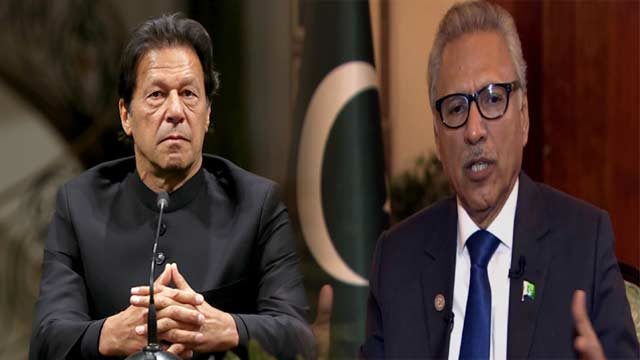PM Imran, President Strongly Condemned Quetta Blast