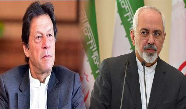 Under Threat Iran Seeks Pakistan's Help