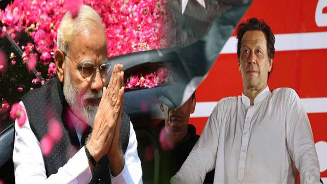 Modi Thanks PM Imran For Good Wishes On Electoral Victory