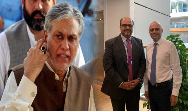 Pakistan, UK Sign Treaty For Ishaq Dar's Extradition