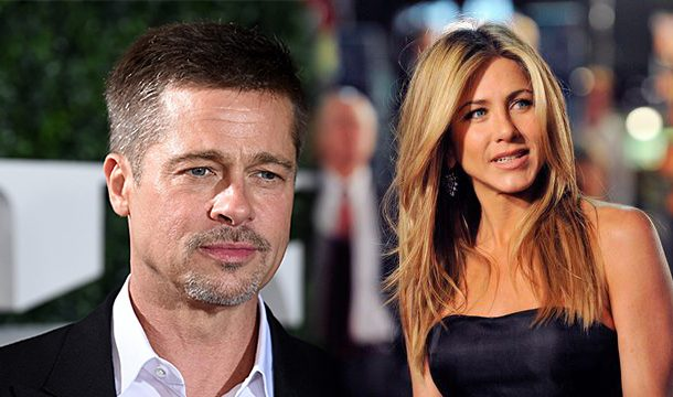 Brad Pitt Responds to The Rumors of Him and Jennifer Aniston Dating