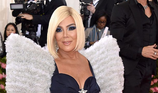 Kris Jenner Gushes Over Her Successful Children At the Met Gala
