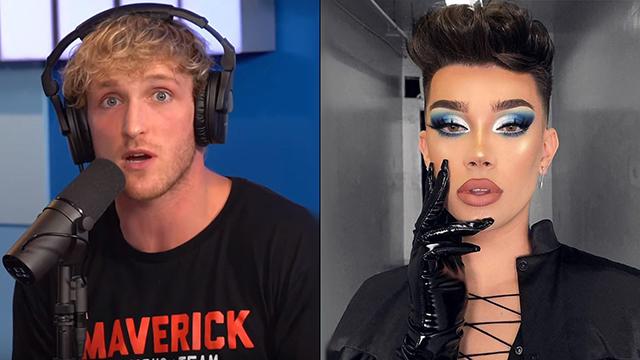 Logan Paul Defends The Beauty Blogger, James Charles After His Feud With Tati Westbrook