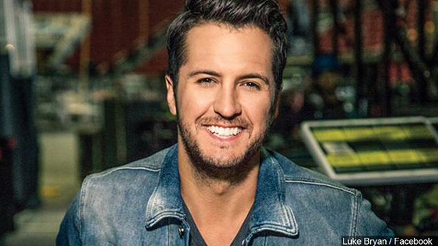 Luke Bryan Swears To His Wife To Never TV-Cheat On Her