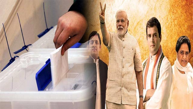 Exit Poll Indicates Clear Victory for Narendra Modi