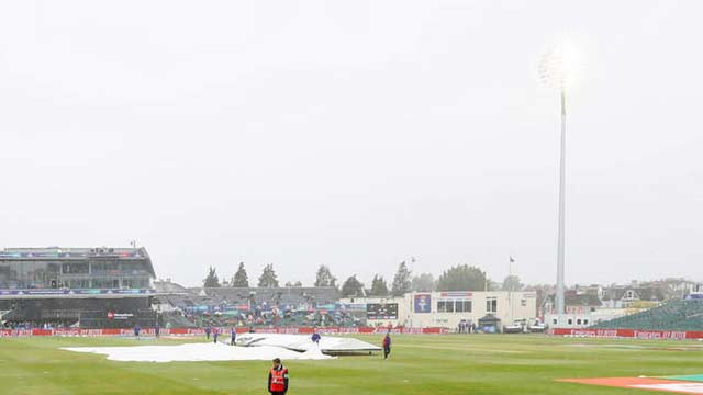 Rain Washes Out Pakistan's Final Warm-Up Match