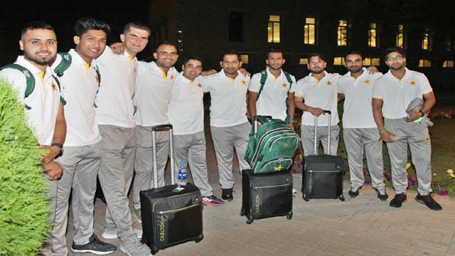 Pakistani Cricketers' Vial Pictures Sets Social Media on Fire
