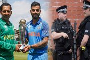 Pak-India World Cup Match to be Played Amid Tight Security