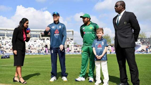 Pakistan Looking to Strike Back In Third England ODI
