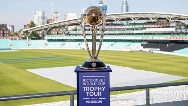 ICC Announces Mega Prize Money For WC Winners