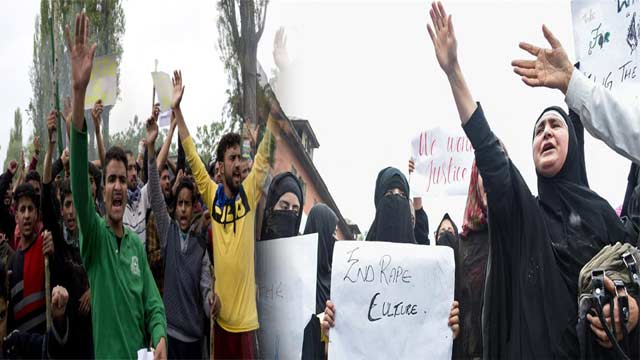 3-Year-Old's Rape In Occupied Kashmir Sparks Protests