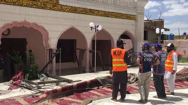 Quetta: Three Martyred, Several Injured in Blast Inside Mosque